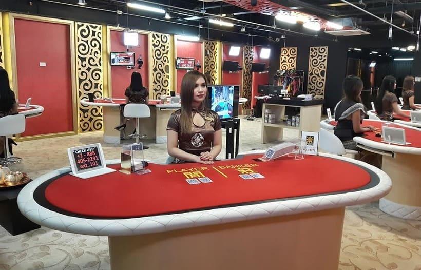 Live casino med riktiga människor som dealers